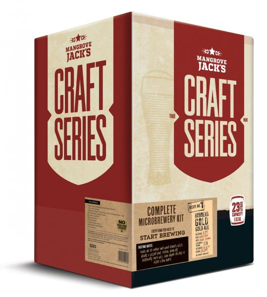 Mangrove Jacks Craft Series Microbrewery $160